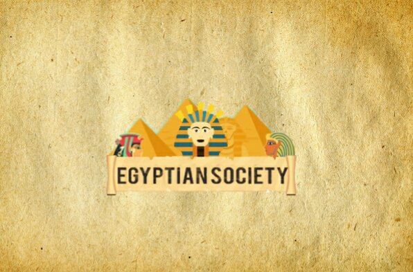 The Egyptian Society Logo