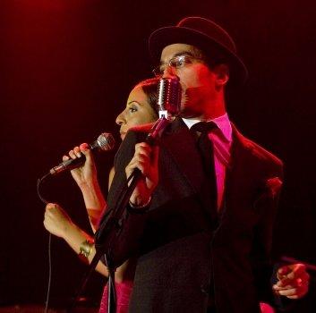 Cairo Jazz Festival 2009 - The Riff Band, Ahmad Harfoush