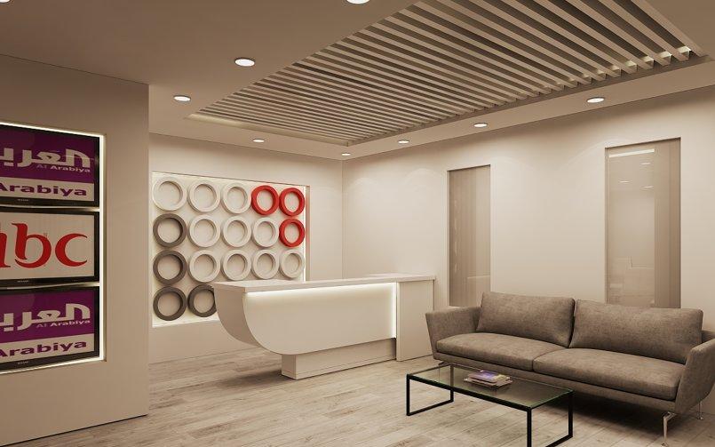 MBC & ARABIA Studio - Ramallah