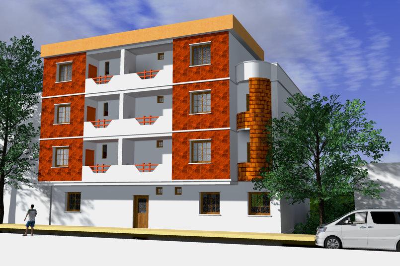 maison individuelle R+3