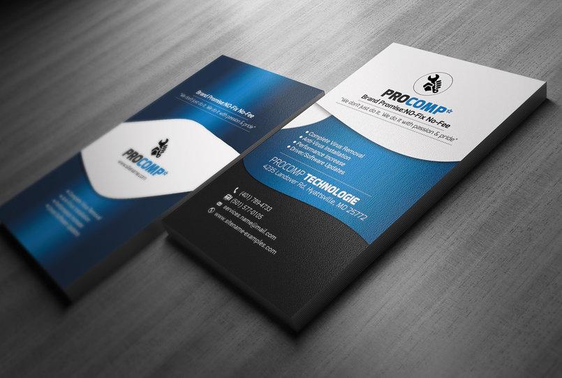 تصميم البطائق الشخصية - وعمل كل ما يتعلق بعالم التصميم الإحترافي