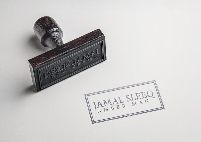 Jamal Sleeq - Amber Man