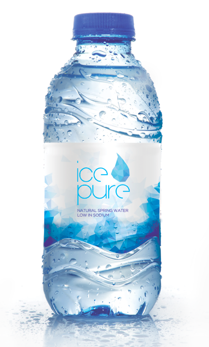 Ice Pure ( Water Bottle )