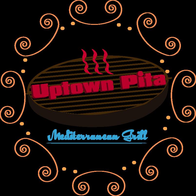 uptown pita logo