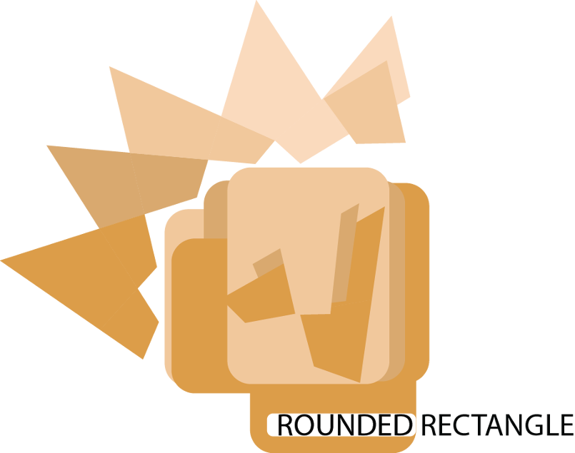 ROUND RECTANGLE