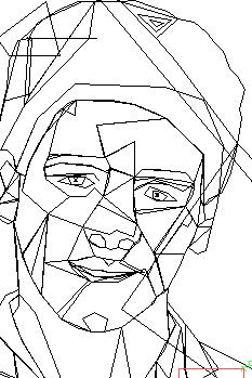 2 - WPAP ART STYLE