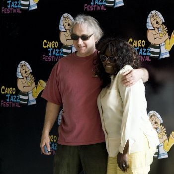 Cairo Jazz Festival 2009 - Thomas Motter and Sherlyn Whittiker