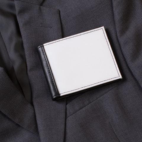 تصميم شعار مميز محفظه جيب