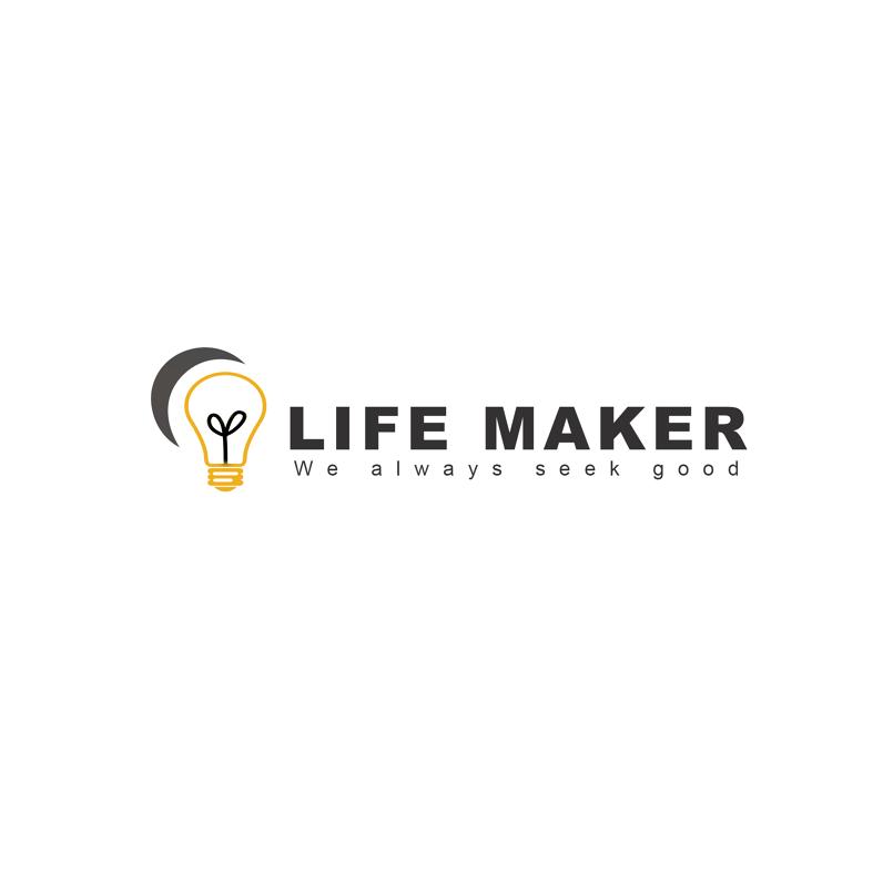تصميم شعار لجمعية صناع الحياة