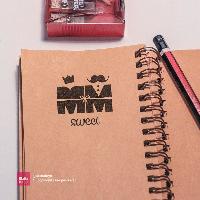 M&M sweet