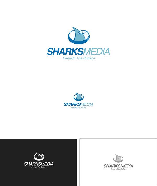 Sharks Media Logo