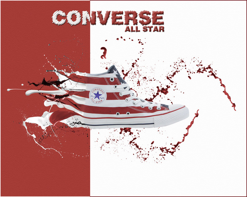Advertising : Converse All Star