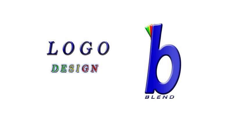 logos design with illustrator & photoshop
