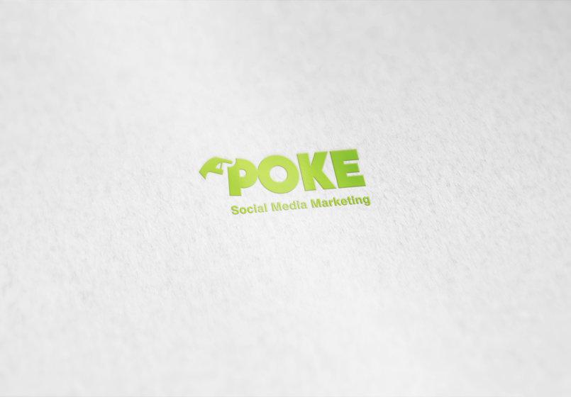 Brand Design For POKE Company