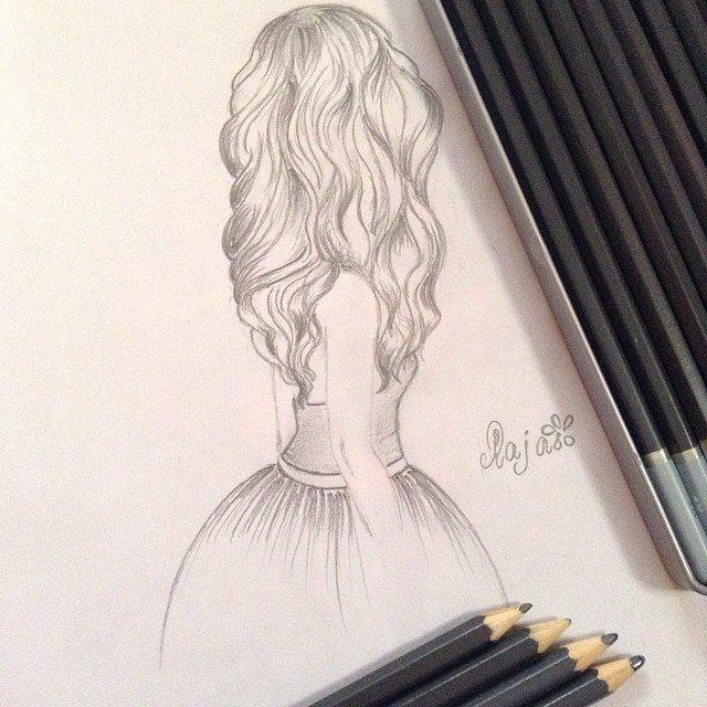 رسومات بقلم الرصاص جميلة ومعبرة
