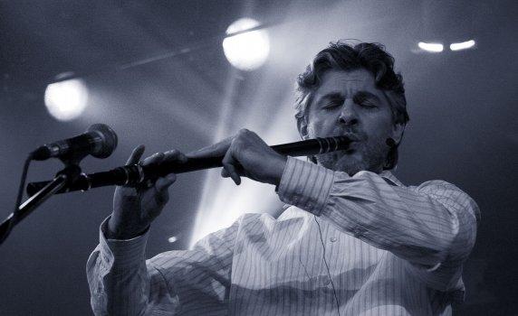 Cairo Jazz Festival 2009 - Theodosii Spassov
