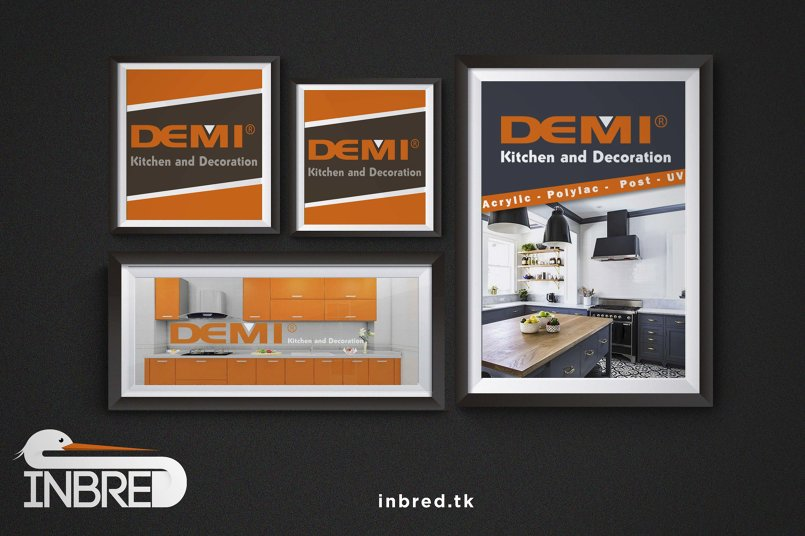 Demi kitchen & decoration