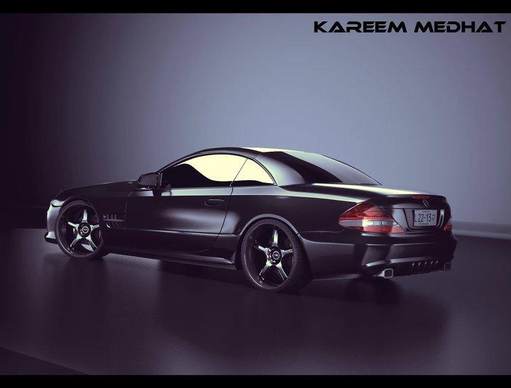Mersedes-Benz sl