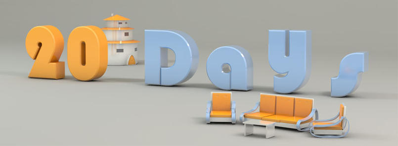 design on cinema 4d