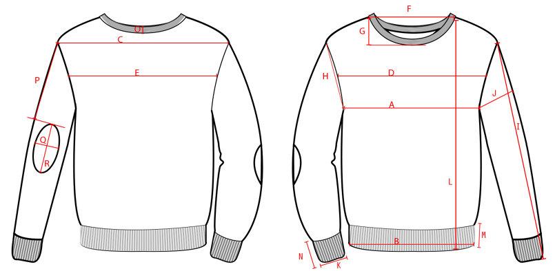 تفاصيل تصمصم الملابس