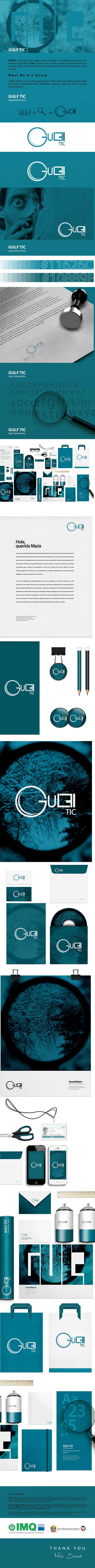 Gulf tic Logo