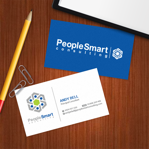 Logo & Stationary for  People Smart Consulting