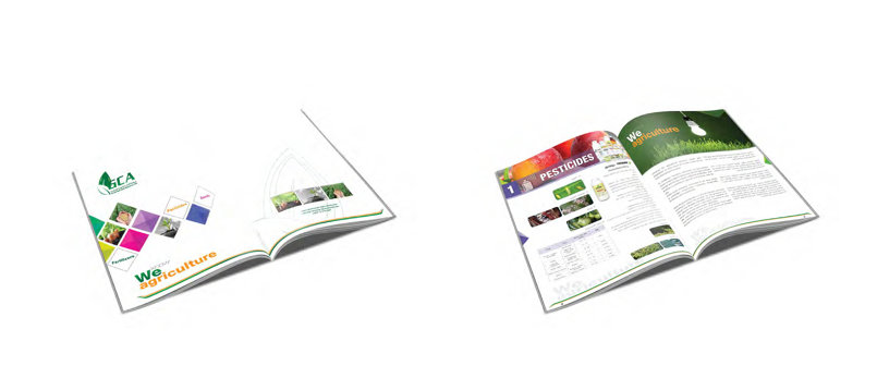 Multi Pages Books and Profiles