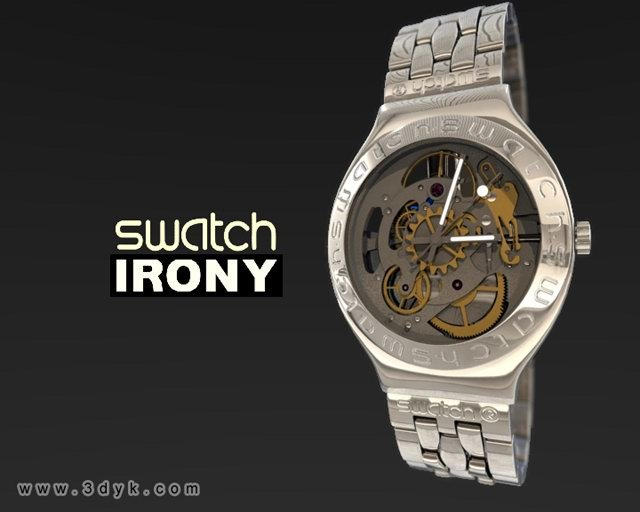 Swatch Irony