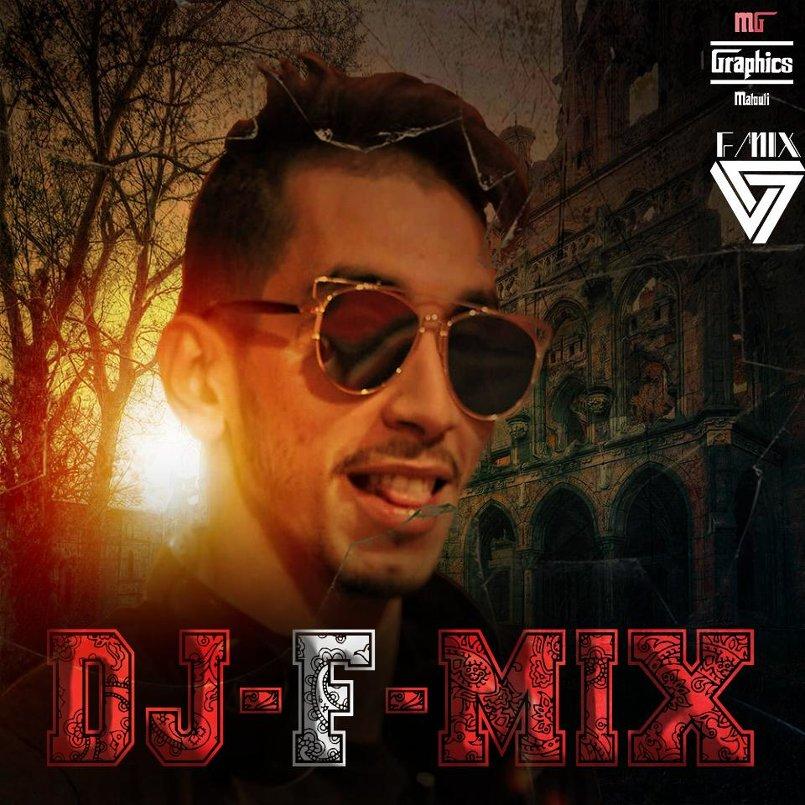 ميكستايب كوفر للديدجاي DJ-F-MIX
