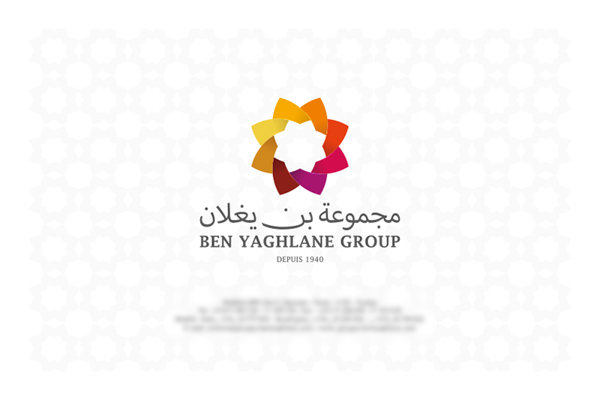 BEN YAGHLANE GROUP Logotype