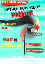 petroleum club magazine