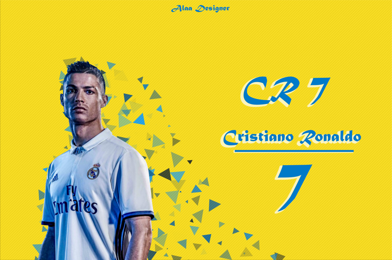 CR 7 - REAL MADRID