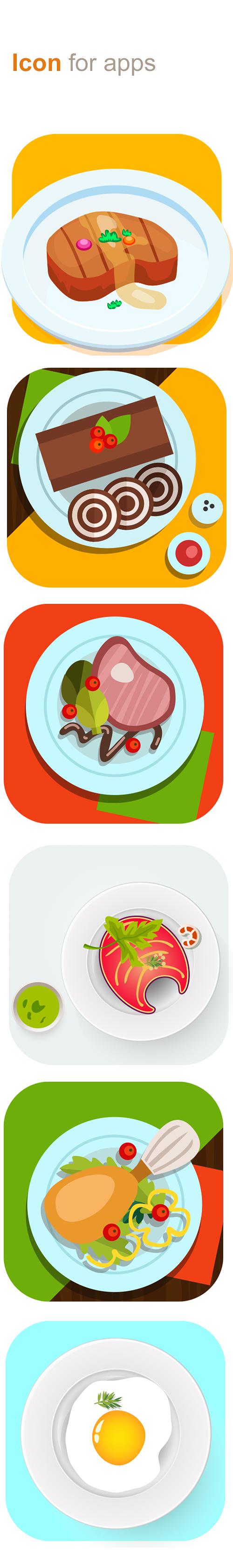 ايقونة لتطبيق فن الطبخ