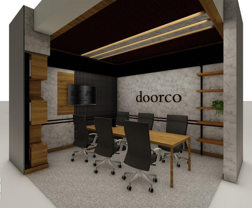 تصميم غرفة اجتماع