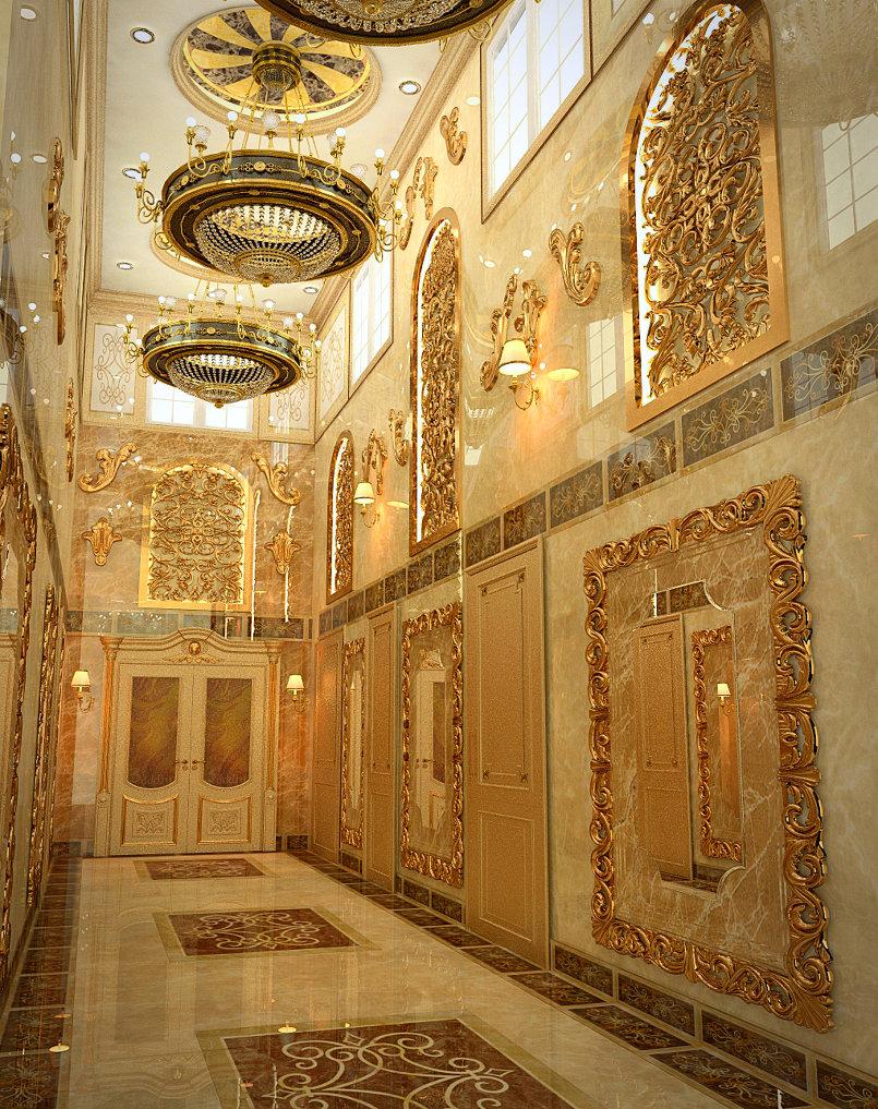 مدخل قصر