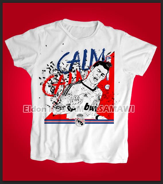 CALM CALM T-Shirt