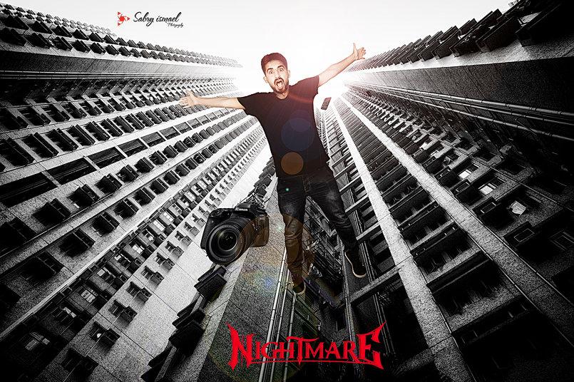 Nightmare كابوس ـ By : Sabry Ismael
