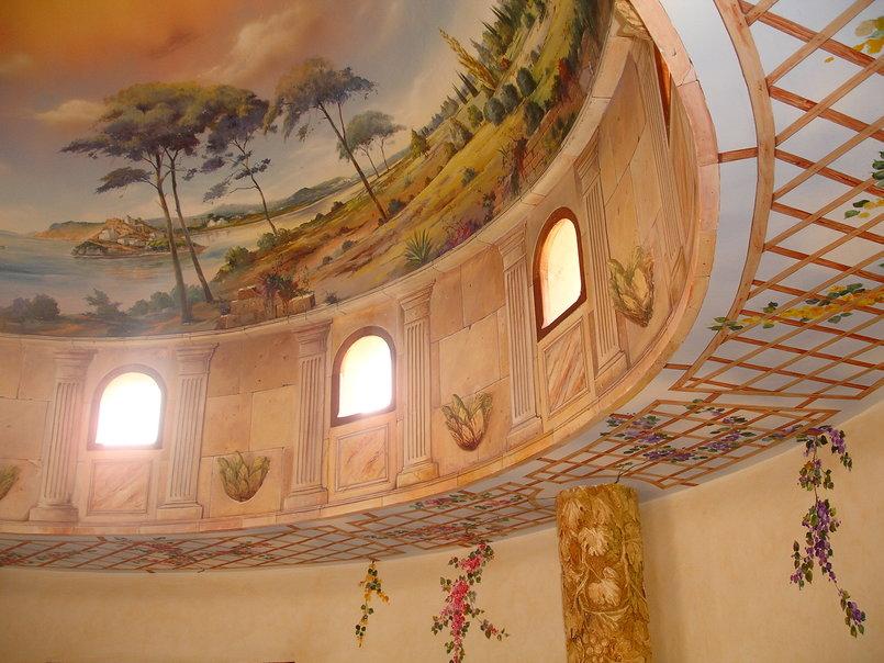 Fresques et Peinture mural..
