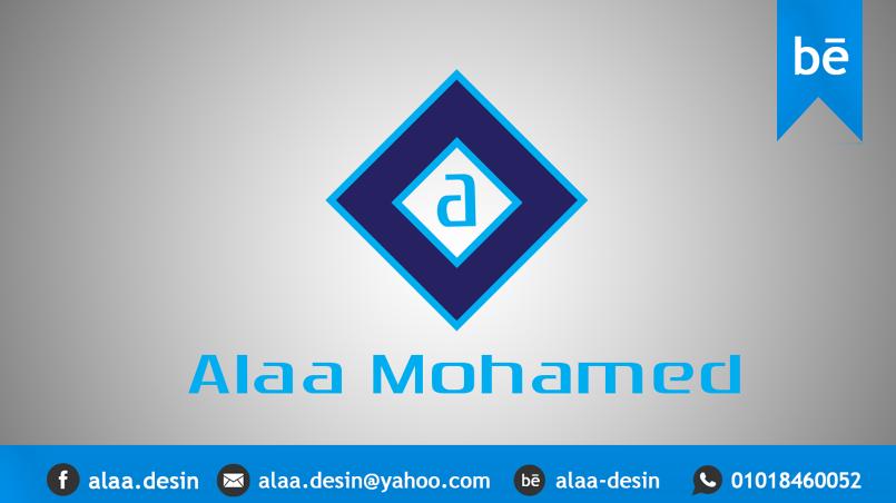 LOGO Alaa Mohamed