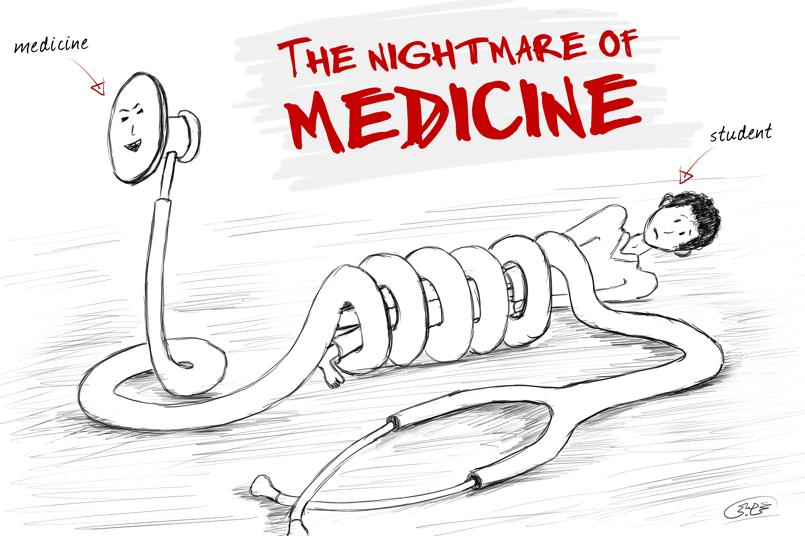 The Nightmare Of Medicine
