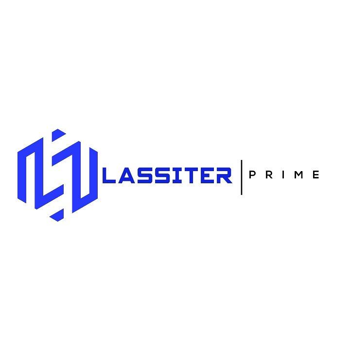 تصميم العلامة التجارية لقناة Youtube <br> Lassiter prime