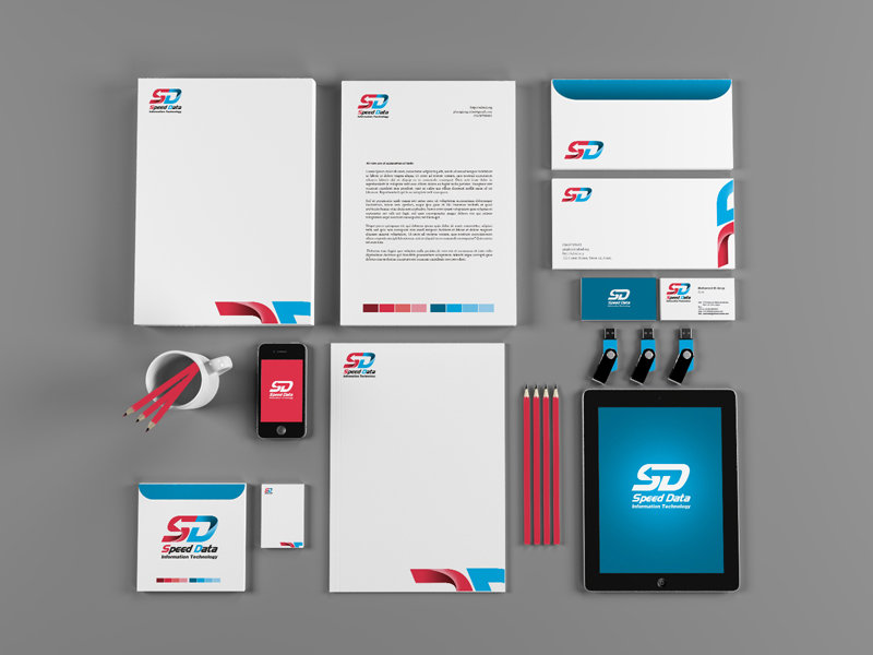 Speed Data Branding