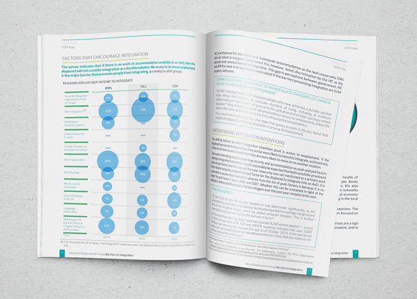 Infographics - IOM Iraq Report
