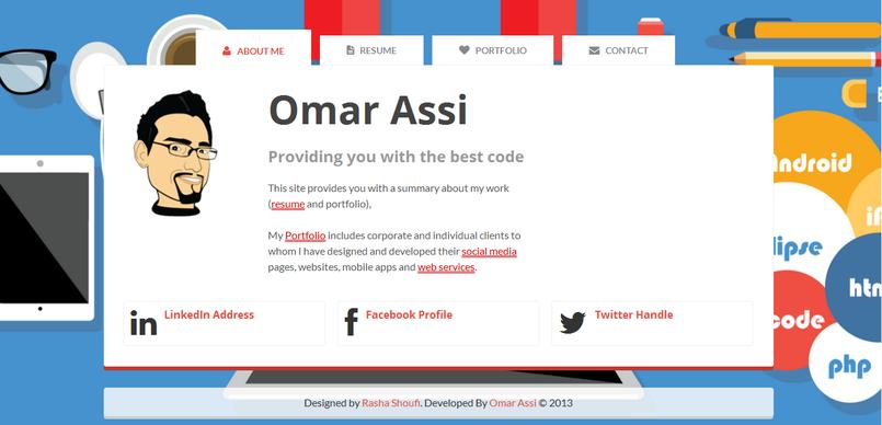 Website: www.omar-dev.me