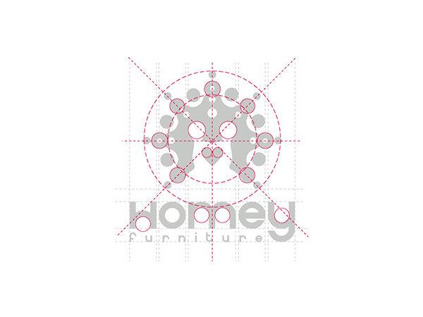 Logo structure  فكرة الشعار