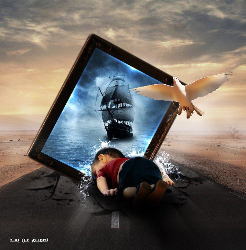 اطفال سوريا الى اين