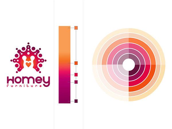 Logo & Color scheme  الشعار و الألوان