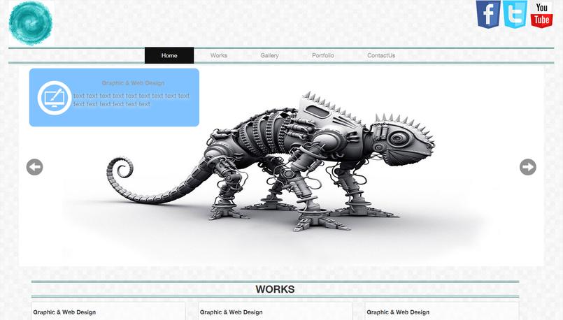 think Design Responsive Web design