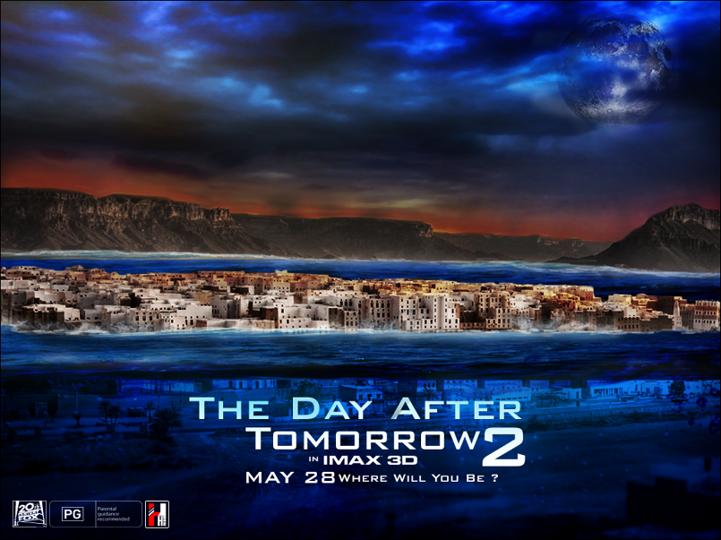 The Day After Tomorrow 2 IN IMAX 3D