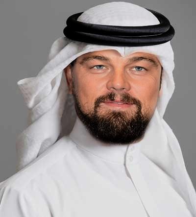 الممثل الأمريكى ليوناردوديكابريو American actor Leonardo DiCaprio